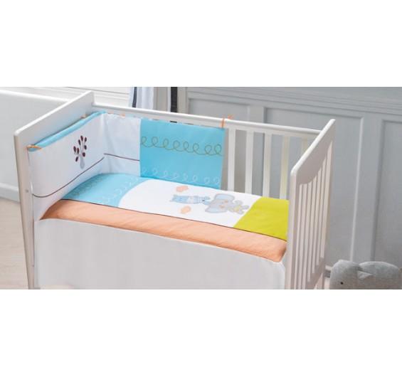 conjunto de cama beb elementos edredon com saiote